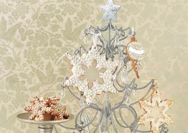 自己的聖誕自己DIY!用3種顏色做耶誕糖霜餅乾,不管送禮或裝飾都超有氣氛der