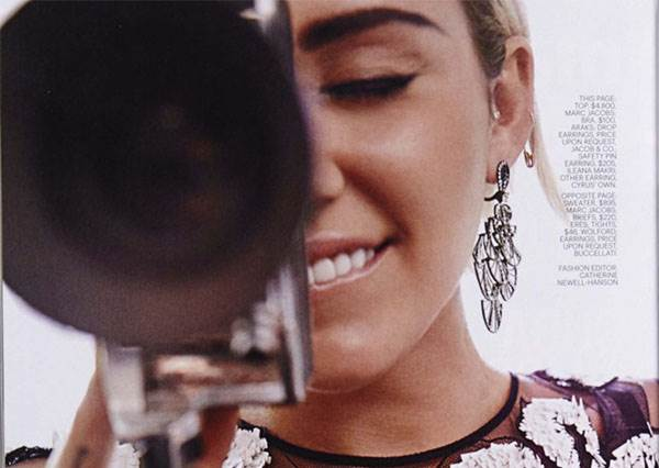 Miley Cyrus 嗆妹有話說