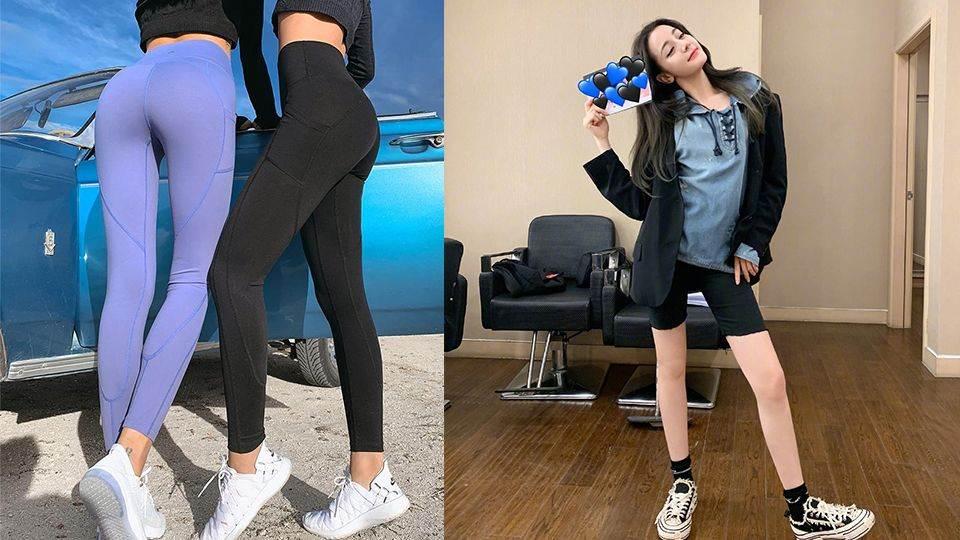 適合肌肉腿的4招瘦腿動作!關鍵在臀部,練出熱巴、楊冪的美腿不是夢
