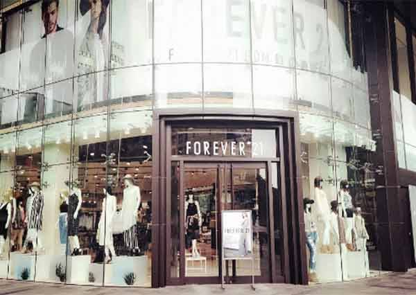 繼超好買的FOREVER 21也進駐台灣,還有哪些夢幻品牌也將來台?