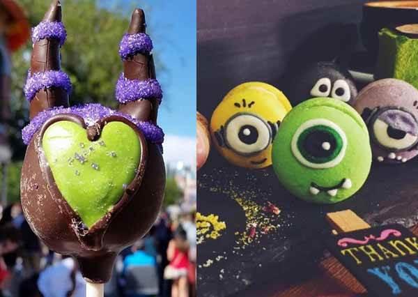 溏心蛋剖開居然藏了隻米奇?《迪士尼控必吃美食》,連黑魔女蛋糕棒棒糖可愛的讓你忘了她多壞了!