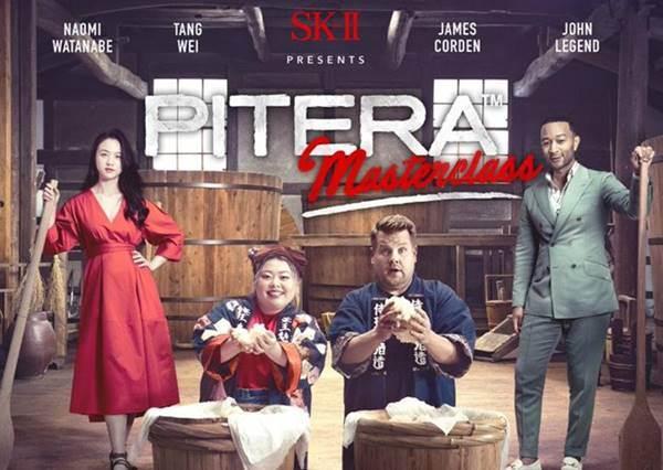 渡邊直美回來啦!聯手脫口秀主持人詹姆士帶來全新微影集《Pitera™ Masterclass》據說還有新卡司!? 快準備追起來!