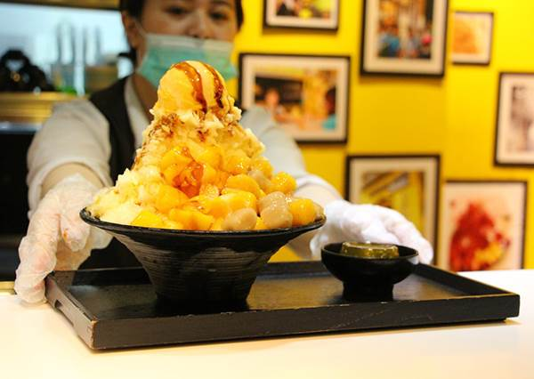 提拉米蘇刨冰超美味♡台北「人氣餐廳」正餐&甜點一次GET,還能跟姐妹們變裝吃下午茶啊~