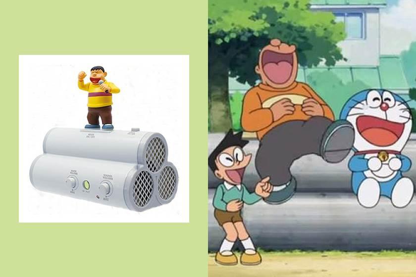 我是胖虎我是孩子王♪日本「胖虎音響」讓每首歌都走音破音,就算是歌王歌后也會一秒崩壞啊~
