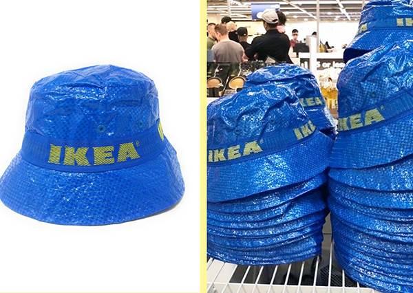 根本潮牌等級!美國IKEA推出「限量漁夫帽」網友搶翻天,到底多不想乖乖賣傢俱啦~