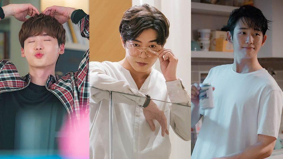 妳家腦公有上榜嗎?「2019上半年最想嫁的韓劇男神TOP 10」,魅力大爆發的「他」直接佔2個名次!