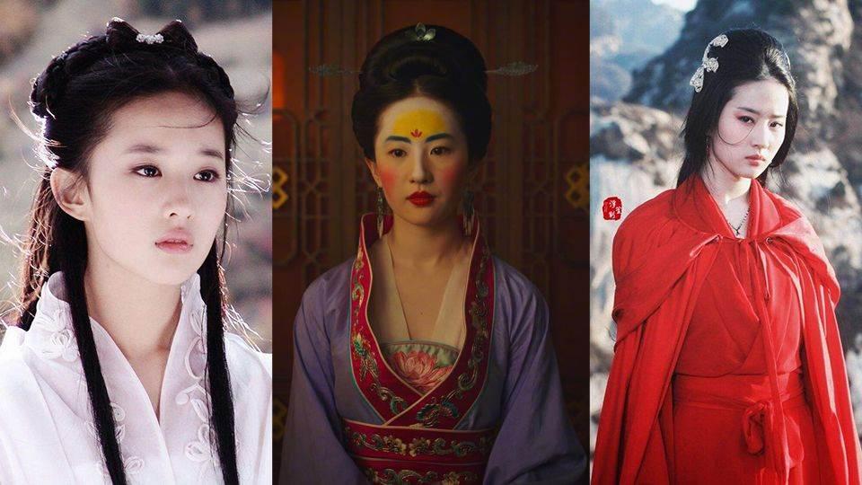 劉亦菲《花木蘭》古裝造型引熱議!「回顧仙女姐姐8個古裝角色」,14年前《仙劍》趙靈兒最經典