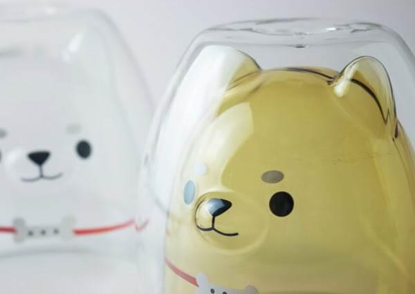 準備把柴柴拎回家♡日本「超Q動物杯」好想蒐集一整套,以後連喝水都有好心情啦~