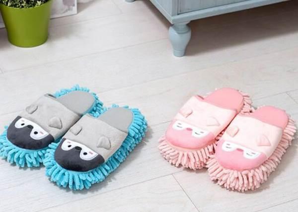 雙腳就讓兔兔守護♡日本6款「動物室內拖」穿著就有好心情,邊走邊拖地最適合懶鬼們啦~