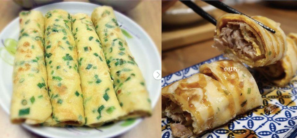 減肥早餐點餐技巧:蛋餅慎選包料