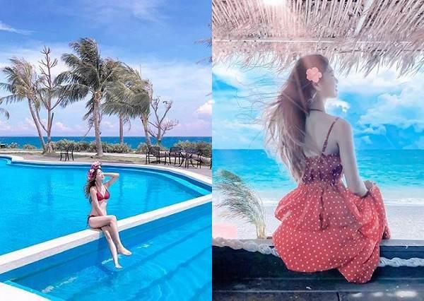 走出泳池一秒就到了沙灘?超人氣海景餐廳根本置身峇厘島,讓你不用出國就享有度假感