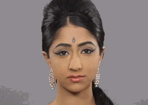 手上的彩繪刺青也太美!神秘古國印度的百年時尚