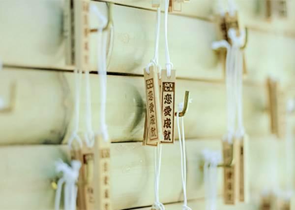 Love原力~原來都集中在這間日本神宮!自稱「最沒有桃花運」的男女們快點來許願吧