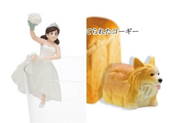 日本最新療癒扭蛋介紹 簡單扭出日常小確幸