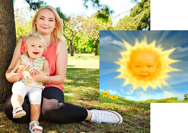 《Teletubbies》當年的太陽寶寶已有孩子?網民知道真相後不禁慨嘆「我們真的老了 」!