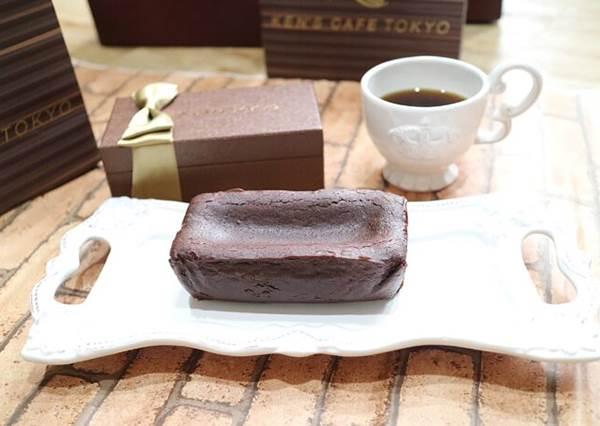 東京人氣伴手禮介紹 傳說中日本第一的巧克力蛋糕Ken's Cafe Tokyo