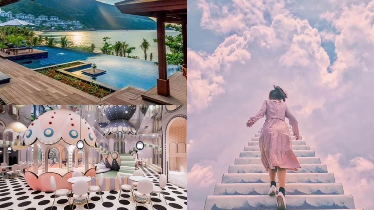 真的有通往天國的階梯!?「這11個絕美景點一生一定要去一次」,第3個居然可以在海裡跟魚做SPA!