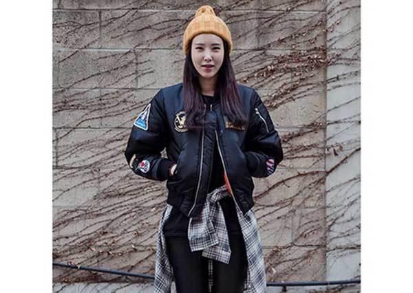 【韓國 Hiphoper 街拍秋冬穿搭重點單品 】氣溫逐漸下降,快來看看該怎麼穿~