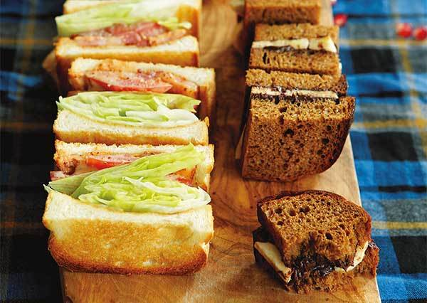 妙招!2片吐司做出不同口味的三明治?!看完簡易食譜在家也能3步驟完成