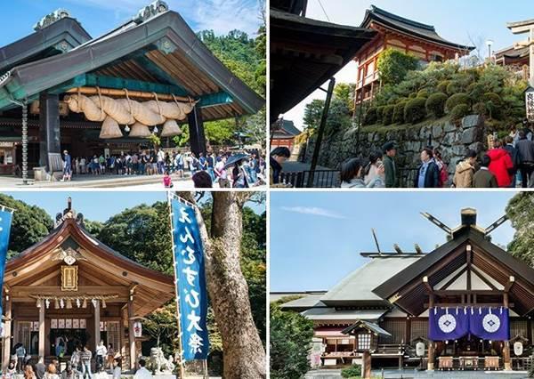 日本求戀愛運必去的神社大集合!想要一段良緣就從這裡五大結緣神社巡禮開始吧?
