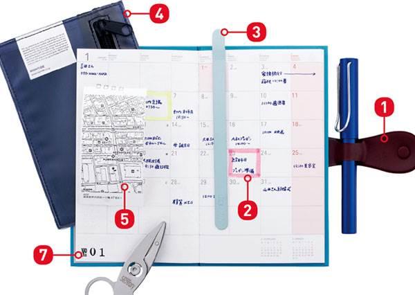 啊!一不小心就比記事本還實用,盤點日本7種超實用的周邊文具(人氣商品)