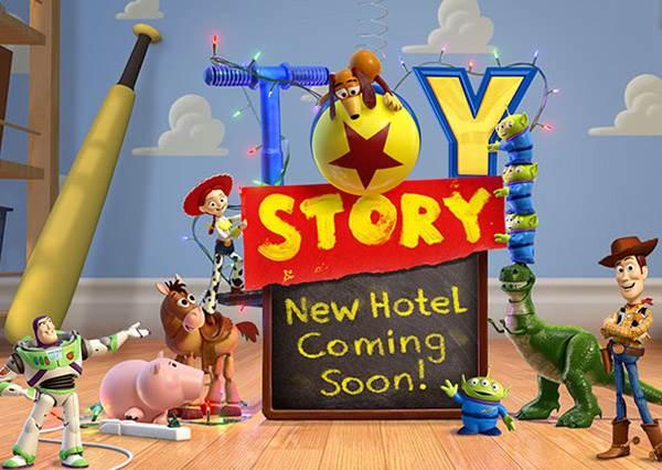 又要騙我們去日本!迪士尼將推出《玩具總動員》飯店,這次還能Check in安弟的房間啊~