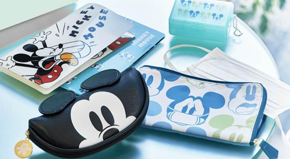日本迪士尼商店X花粉症!超激萌米奇打噴嚏周邊商品