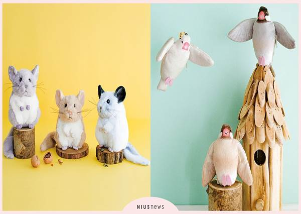 讓兔兔來溫暖自己!4款「動物生活小物」通通想收編,倉鼠票卡夾太Q怎麼專心嗶卡啊♡