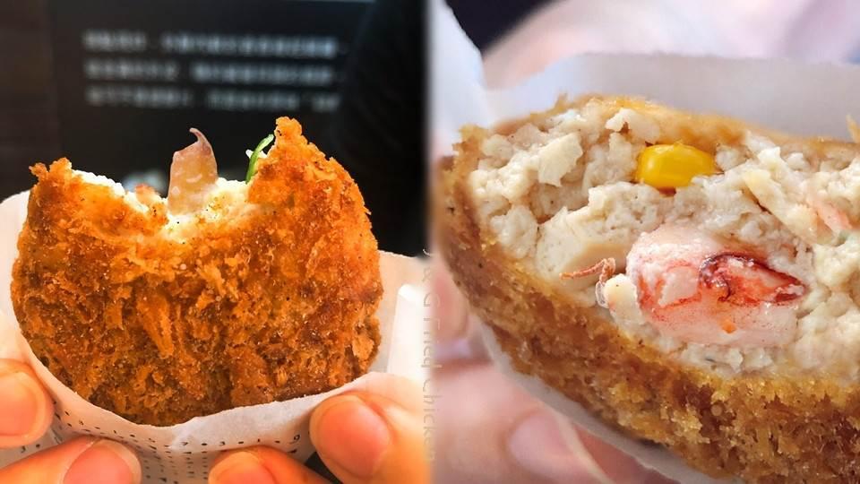 超狂新品「高級秋蟹可樂餅」上市!吃得到鮮甜蟹肉CP值破表,爆漿餡料一口咬下超滿足~