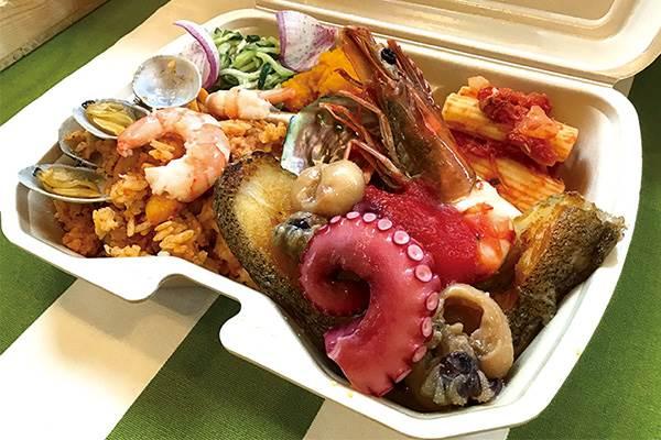 滿滿一盒海鮮都給你!京都「外帶美食」根本餐廳等級,買完直接出發河畔野餐去啦~