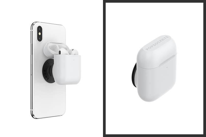 輕便出門的好選擇:PopSockets 推出可同時攜帶 AirPods 多功能手機支架!