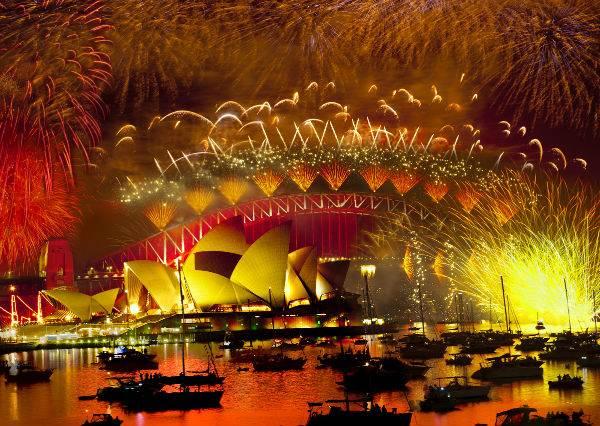 倒數2016!從台灣到雪梨,網友公認最暖心的跨年盛會!