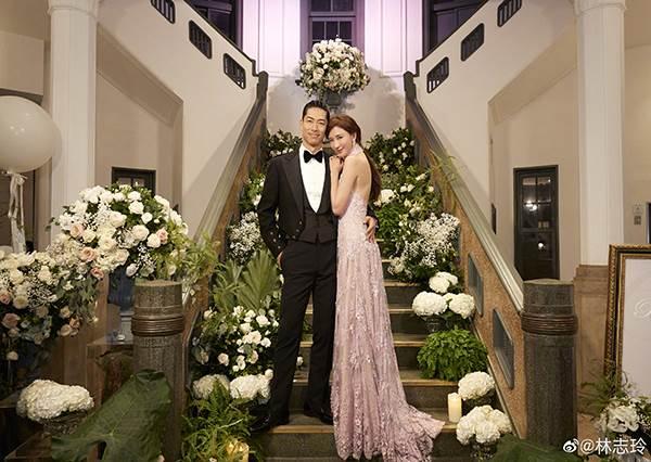 林志玲真的嫁對人了  AKIRA四句浪漫告白:「在我心裡,她就是我的小孩」
