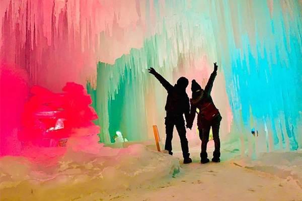 沿著運河看雪超浪漫♡北海道「冬季12樣體驗」越冷越好玩,去完冰宮還能直接出發泡溫泉