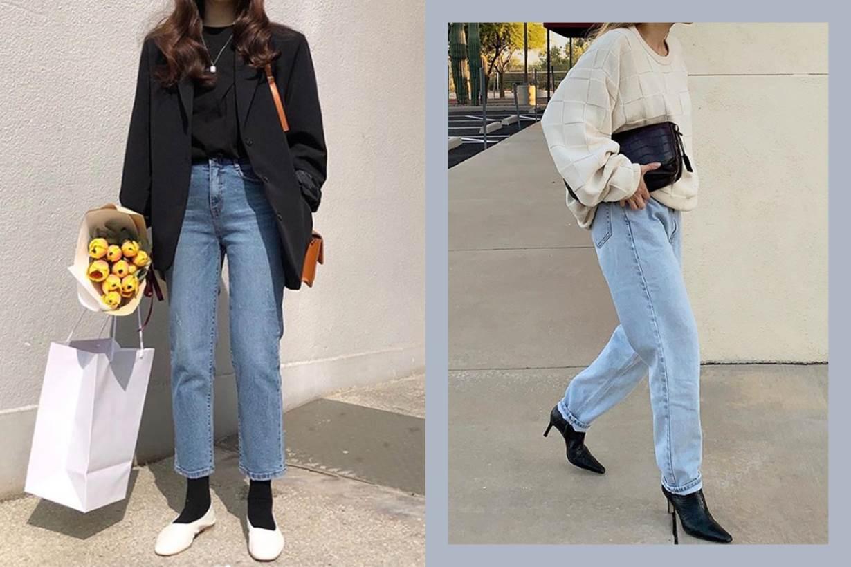 經典牛仔褲又硬又窄?這個瘋狂的零成本方法,讓它更舒適合身!