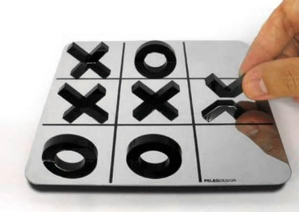 井字遊戲也有攻略?神人教你「不會輸到暗罵OOXX」的必殺技!