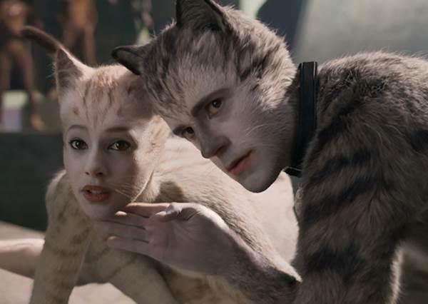 史上最成功的音樂劇!《CATS貓》首次搬上大銀幕,聖誕&跨年絕對非看不可啊~