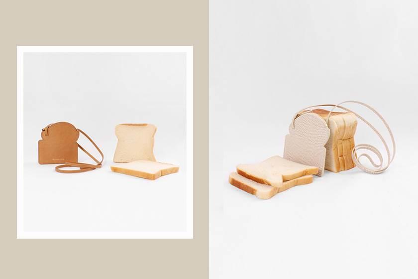 來自韓國的倫敦品牌推出「Toastie Bag」,吐司設計為生活注入一抹療癒!