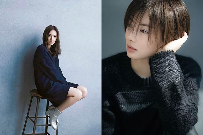 北川景子以帥氣極短髮出鏡拍攝雜誌封面,粉絲差一點就要認不出來!
