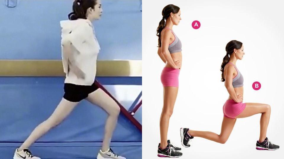 TIPS 1:剪刀腿,可消除腿部水腫