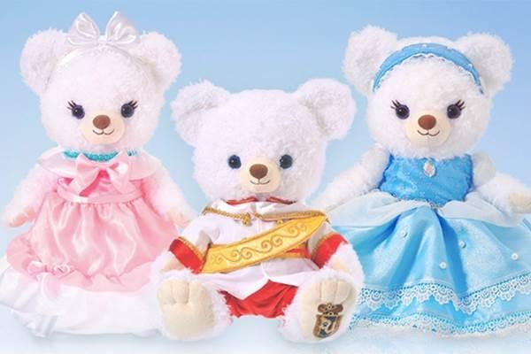 不是公主也能入手玻璃鞋!《仙履奇緣》70週年紀念週邊,仙杜瑞拉&王子熊熊準備一起回家啦❤