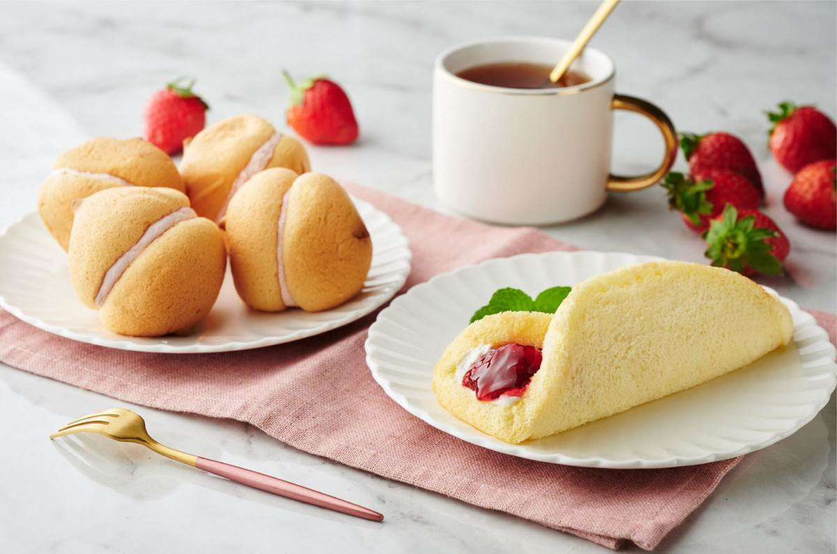 全聯草莓季回歸囉!去年超夯的全聯草莓季,今年加碼共推出8款草莓甜點