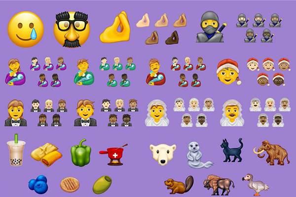 以後想喝珍奶不用打字了!2020年「Emoji新圖案」登場,笑著笑著就哭了真的超貼切啊~