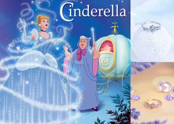 一人一個感情不會散!超夢幻3款「迪士尼公主對戒」藏實用設計巧思,情侶、閨蜜都能戴!