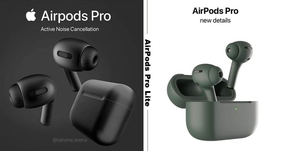 AirPods將推輕巧版「AirPods Pro Lite」?保有降噪功能&更輕巧,果粉敲碗