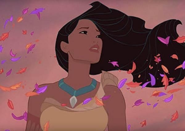 原來小美人魚也有PS!如果迪士尼公主髮型沒動手腳的話,這才是她們真實LOOK...