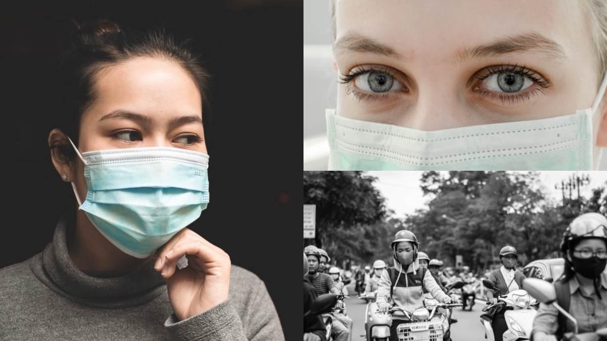 長時間戴口罩很悶怎麼辦?皮膚科醫師提出10建議,保留「通風時間」很重要!