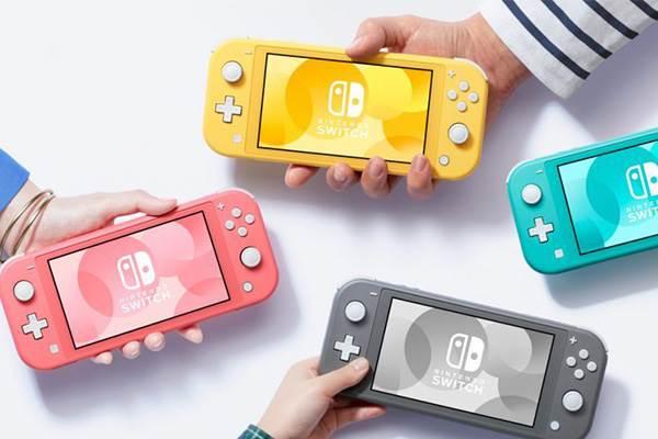 男友也想搶著玩!任天堂Switch Lite推出「珊瑚粉新色」,就算不打電動拿著也超可愛啊❤