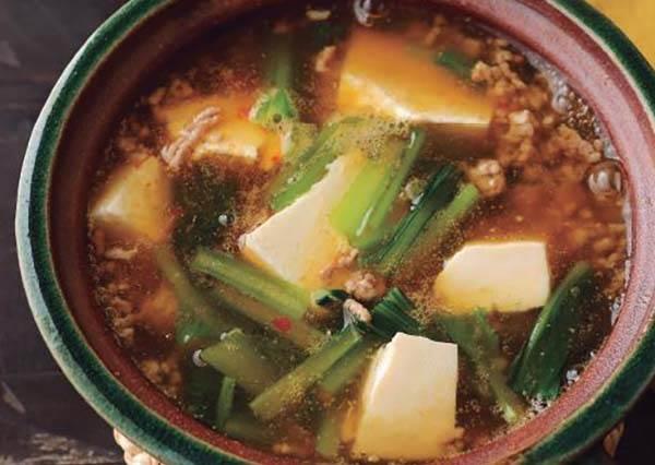 冬天必點:可當晚餐也可當下酒菜!三步驟教你簡單做出麻婆豆腐鍋!