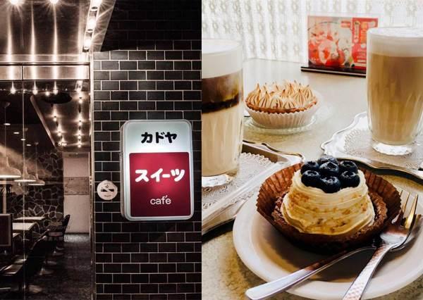 台南小巷復古日式喫茶店カドヤ(KADOYA)!不出國的日式下午茶體驗